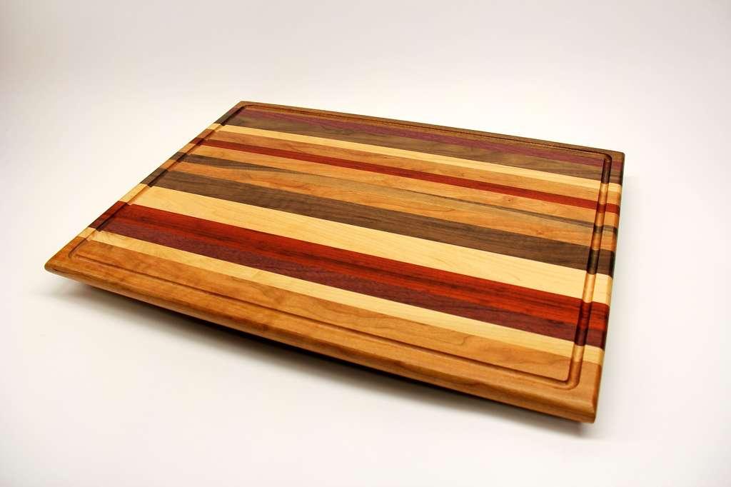 Доска разделочная деревянная своими руками фото